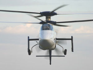 Sikorsky X2 Front