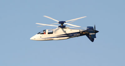 Sikorsky X2 Demonstrator